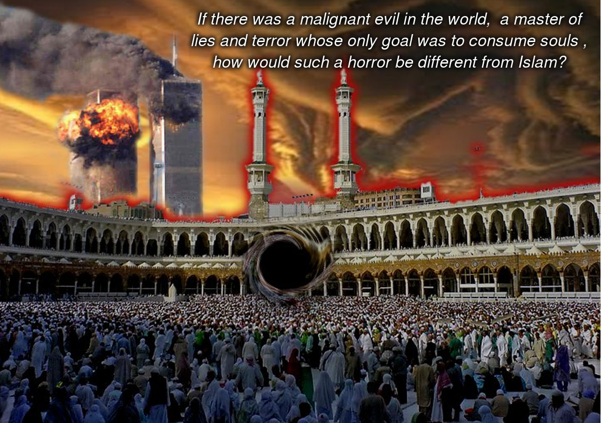 Malignant evil of Islam